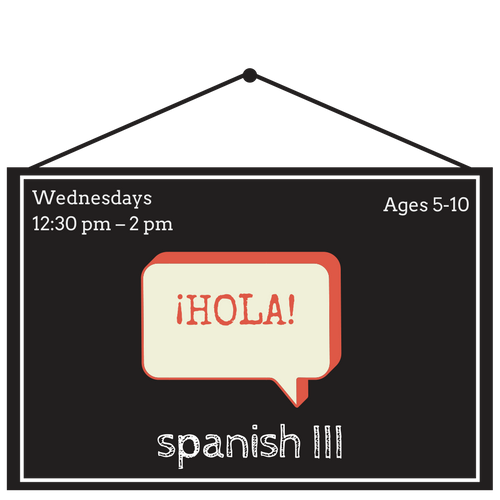 Spanish III