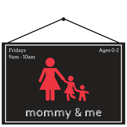 Mommy & Me Play Card