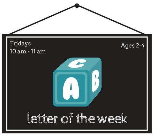 Letter of the Week Registration