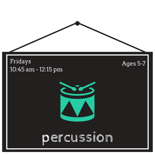 Sound House Percussion Class