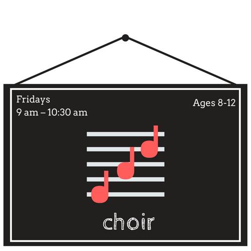 Sound House Choir Class