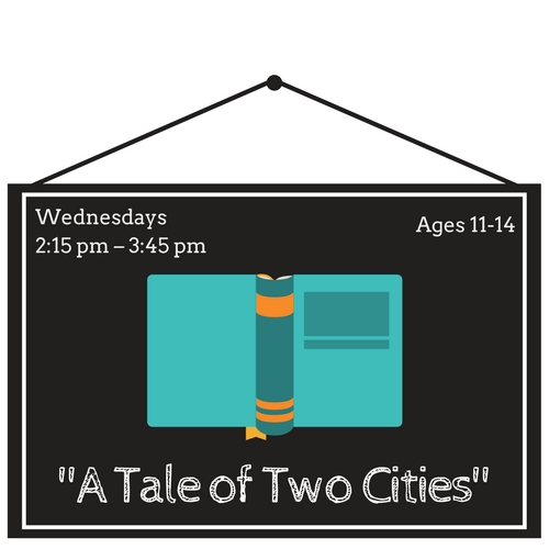 """A Tale of Two Cities"" Novel Study"