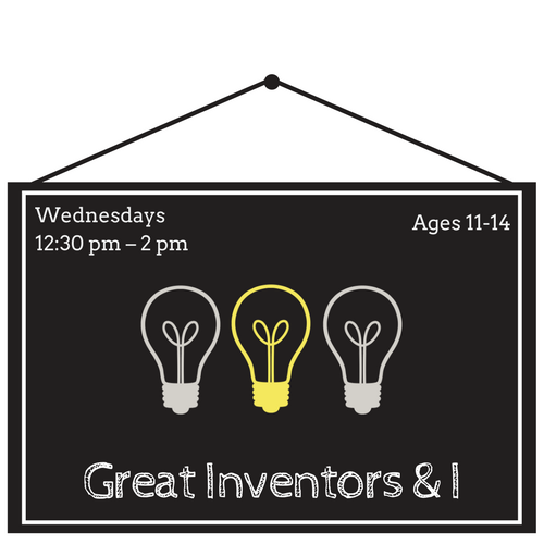 The Great Inventors & I