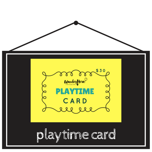 Playtime Card