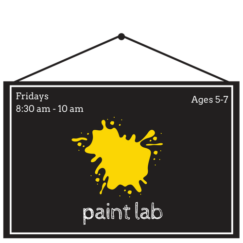 Paint Lab: Painting Class