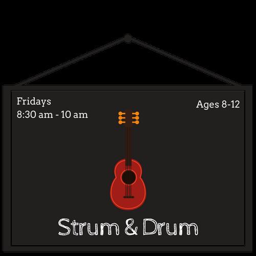 Strum & Drum