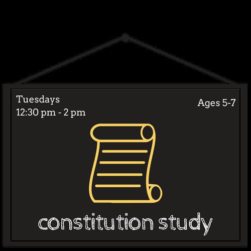 Constitution Study