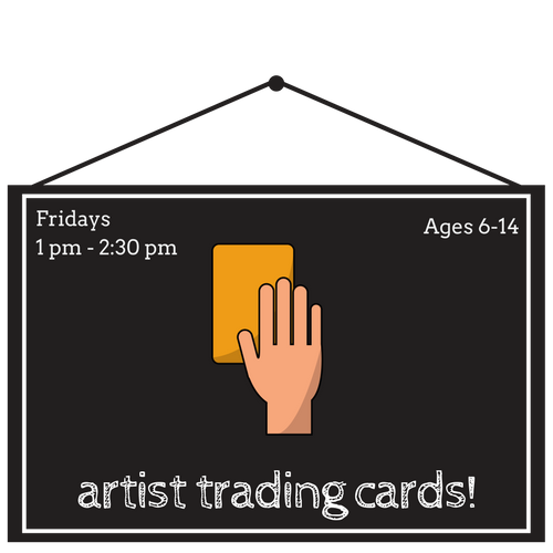 Artist Trading Cards!
