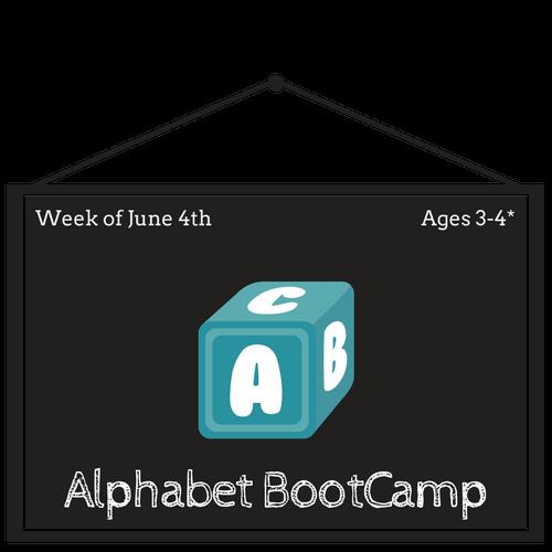 Alphabet Bootcamp