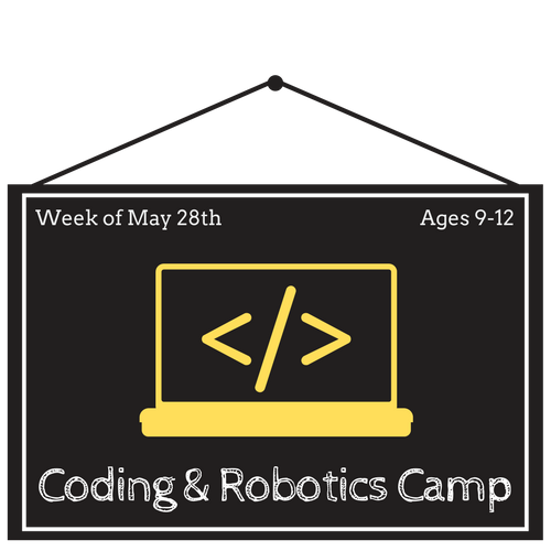 Coding & Robotics Camp