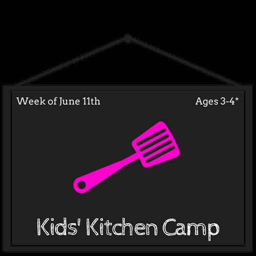 Kid's Kitchen Camp