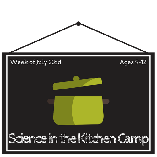 """Science in the Kitchen"" Cooking Camp"