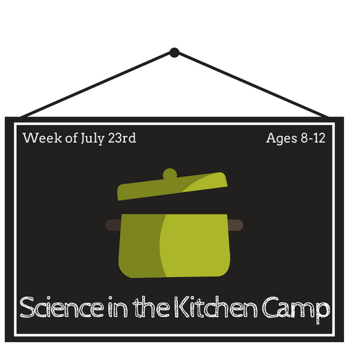 """""""Science in the Kitchen"""" Cooking Camp"""