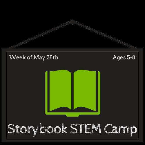 Story Book STEM Camp