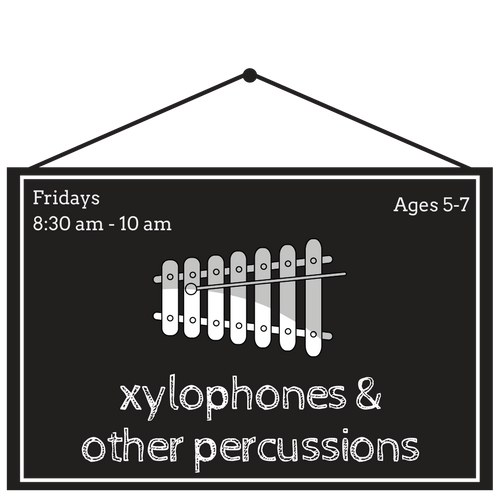 Xylophones & Other Percussions