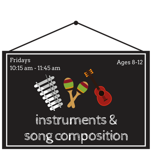 Instruments and Song Composition