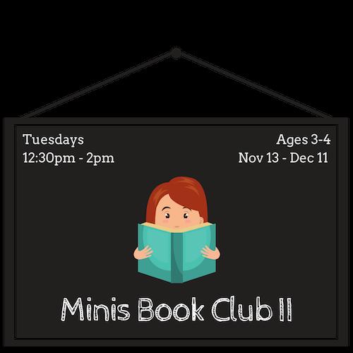 Minis Book Club II