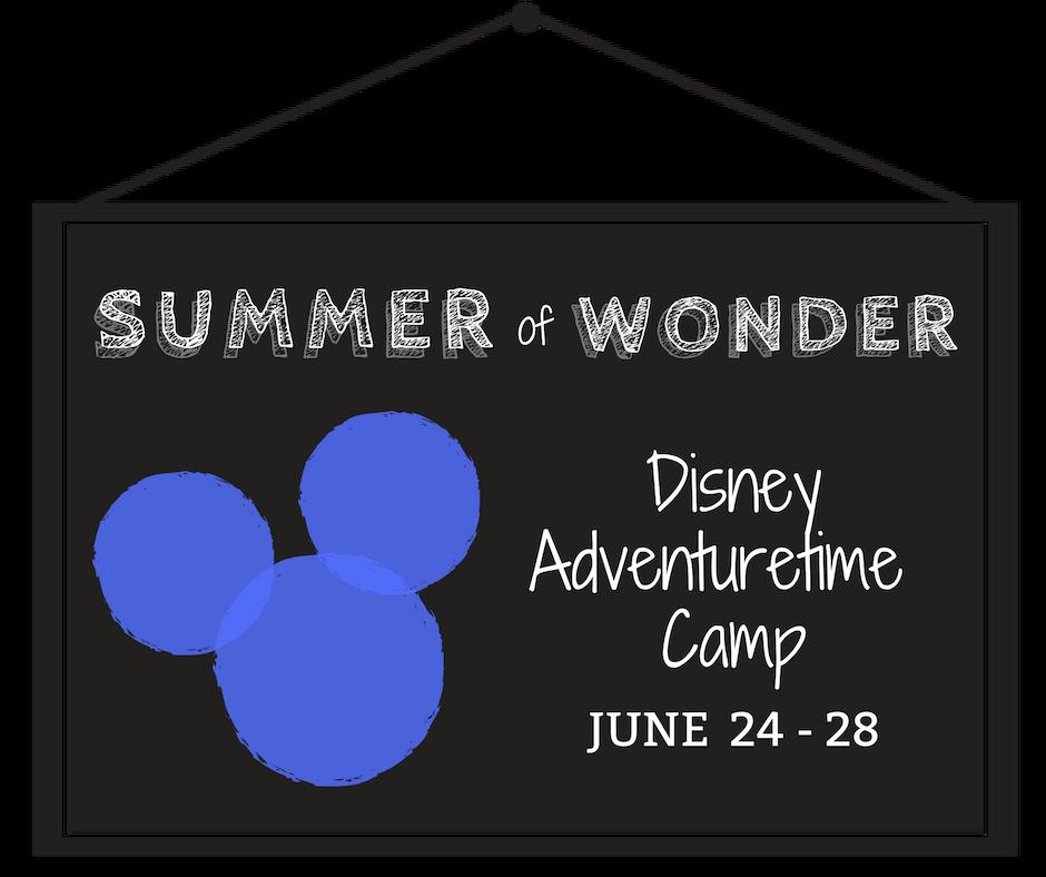 Disney Adventuretime Camp