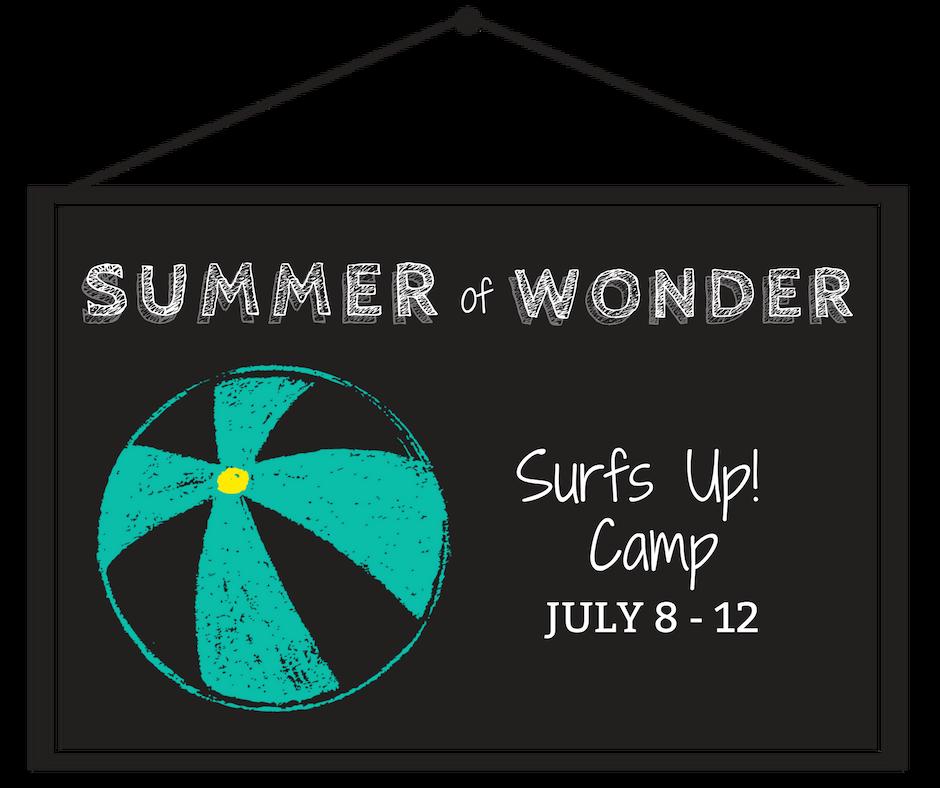 Surfs Up! Camp