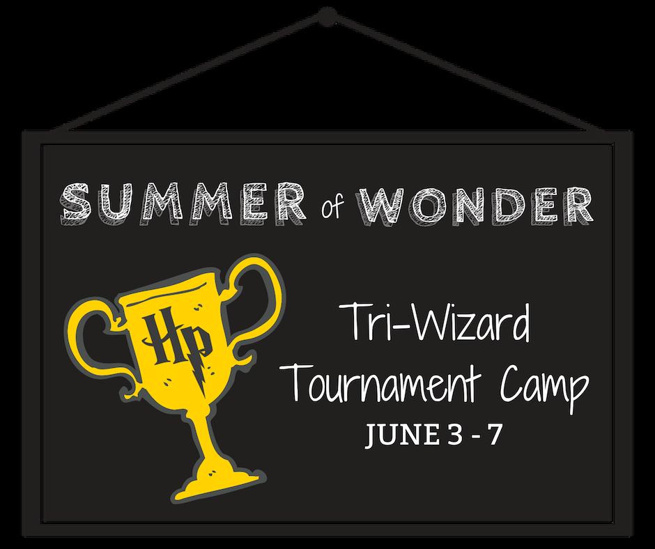 Tri-Wizard Tournament Camp