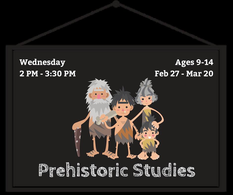 Prehistoric Studies
