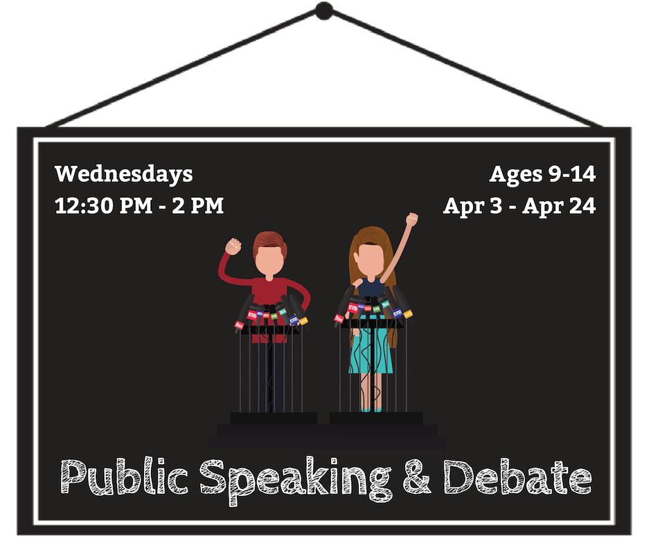 Public Speaking & Debate