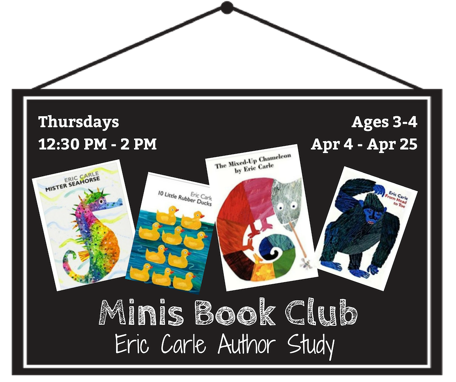 Minis Book Club