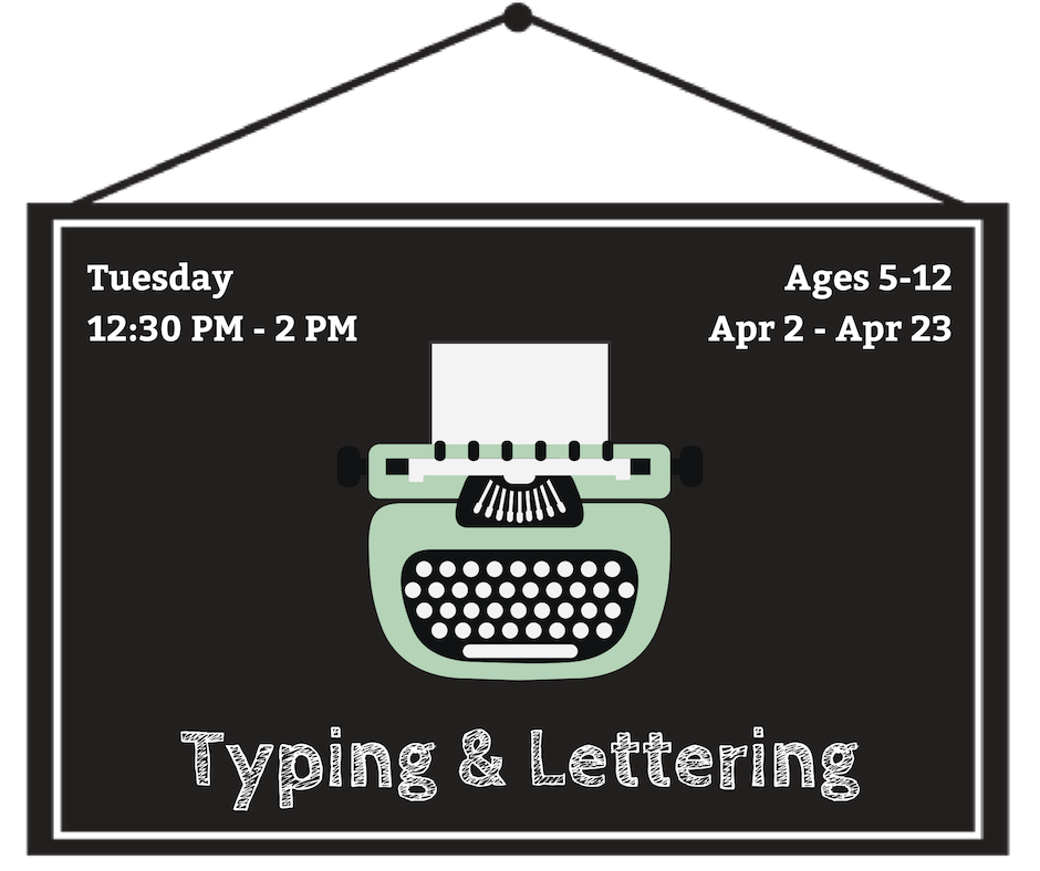 Typing & Lettering
