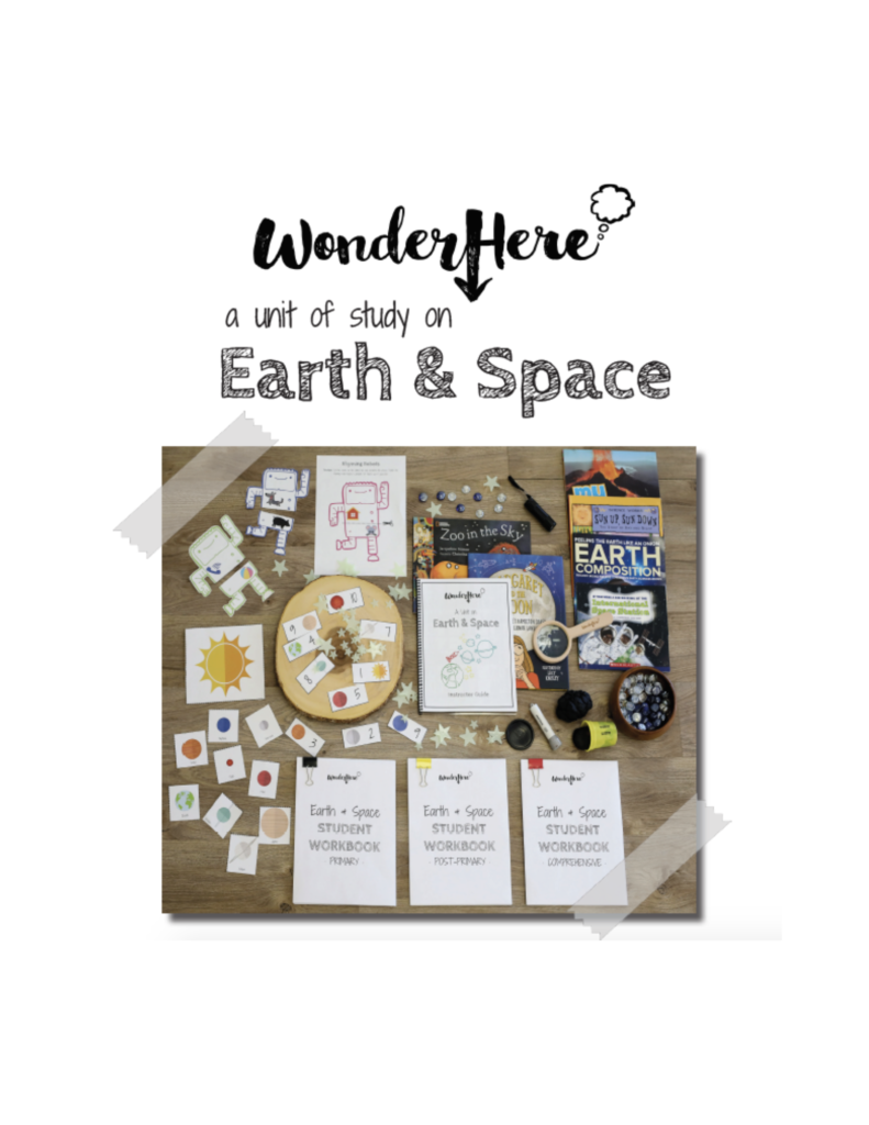 Earth & Space Mini Unit
