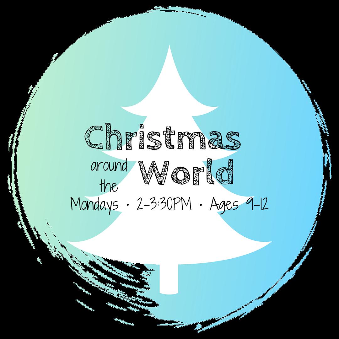 Christmas Around The World Catalog 2019.Christmas Around The World Ages 9 12