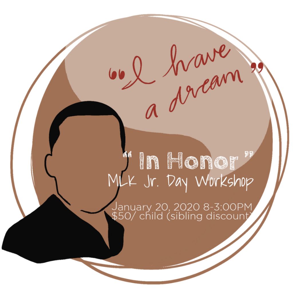 """In Honor"" Martin Luther King Jr. Workshop"