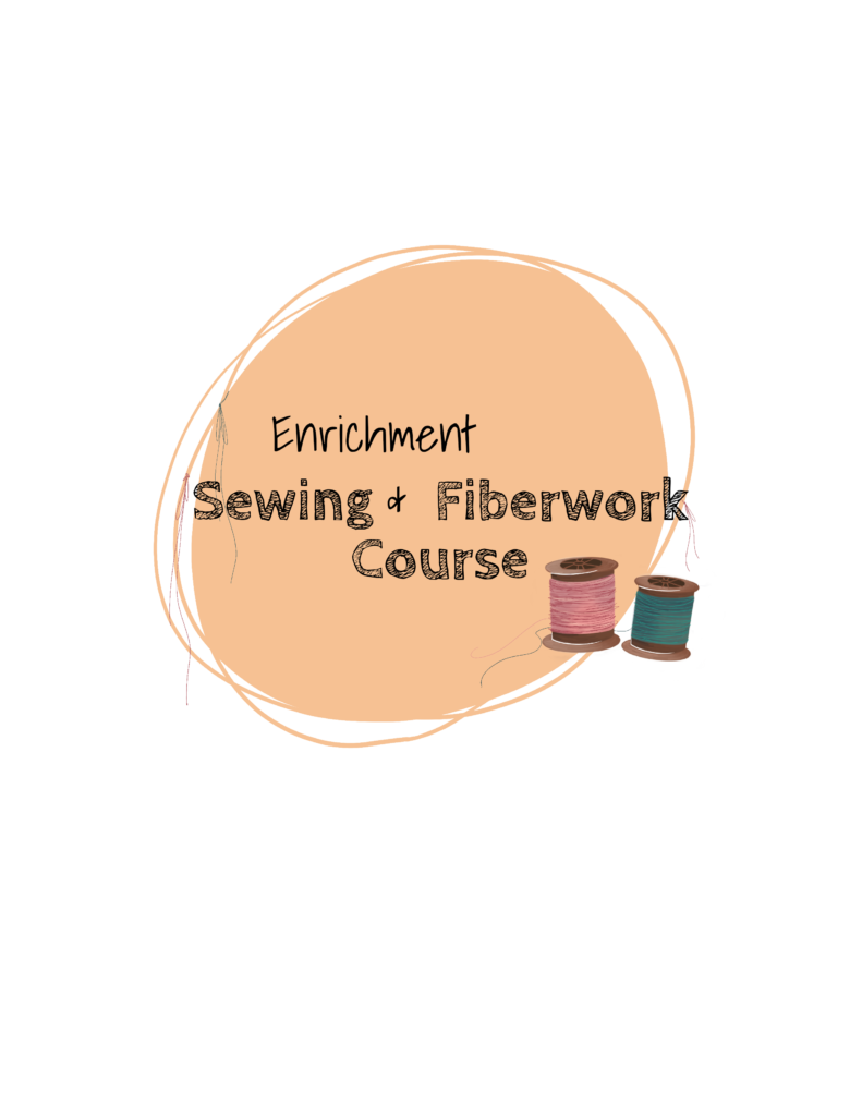Sewing & Fiber Work Course • January 16th