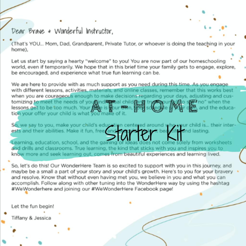 At-Home Starter Kit
